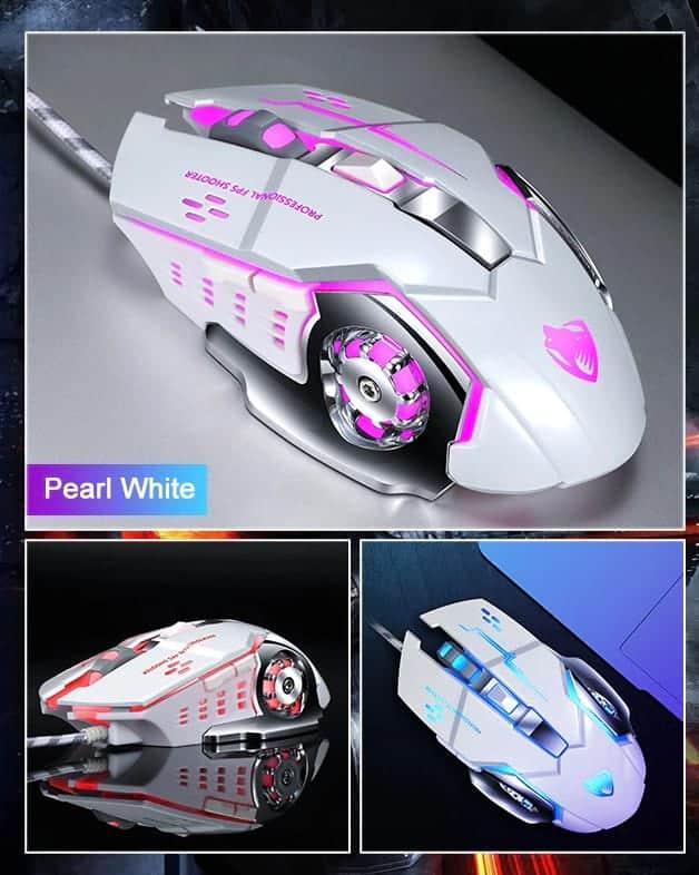 Pearl White Design