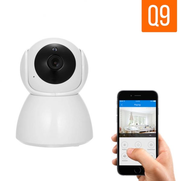 Q9 WiFI IP Camera 2021 Latest Best Value For Price
