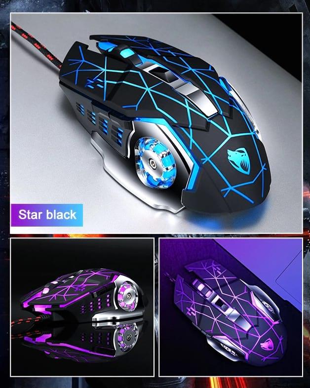 Star Black Design