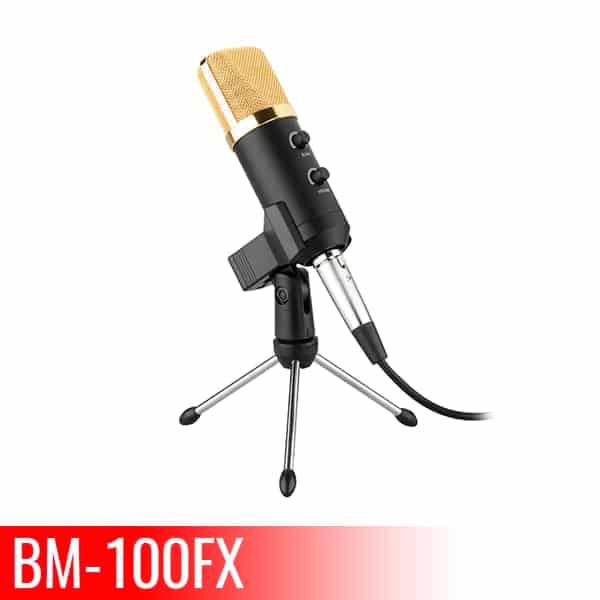 bm100fx condenser microphone studio microphone bd shop