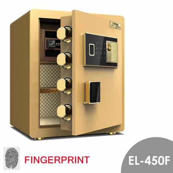 Zymak EL-450F Latest Arrival Fingerprint Locker In Bangladesh