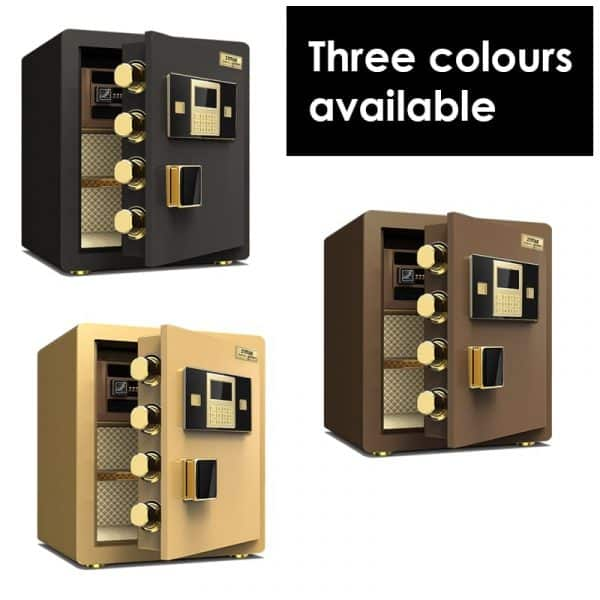 Available in Three Elegant Colours