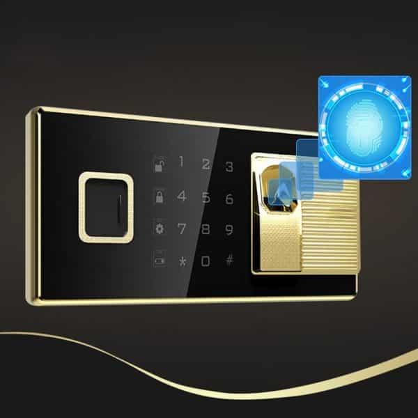 Fingerprint Locker is also known as Biometric Locker