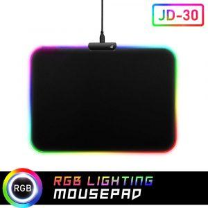 JD-30 Cheap Price RGB Mouse pad In Bangladesh