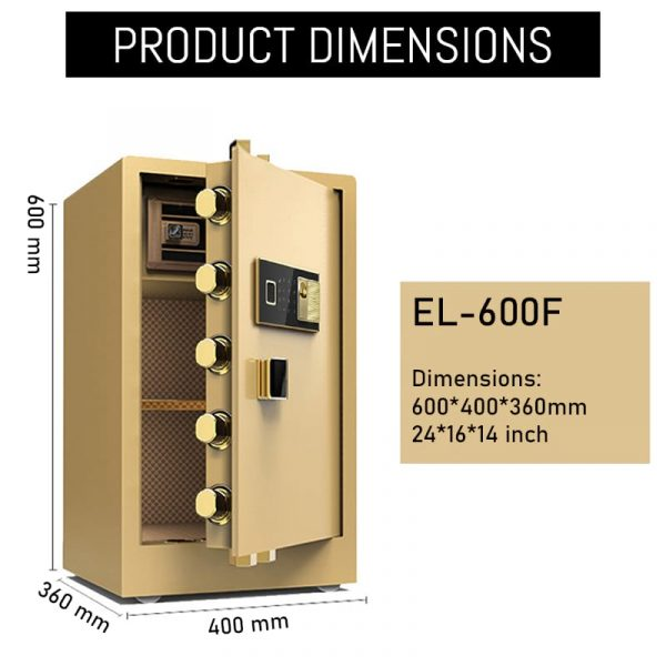 zymak el-600f with large size dimensions