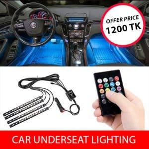 CL-029 Car Interior Light With Remote Control