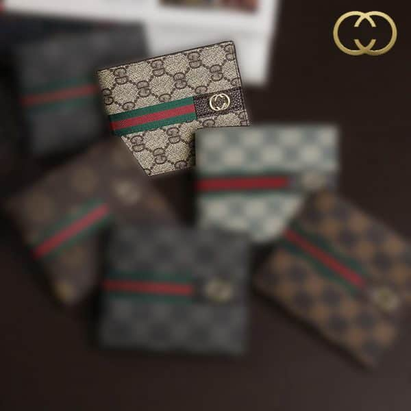 mens wallet price in bangladesh AA brand moneybag price in bd C-2052 pu leather wallet